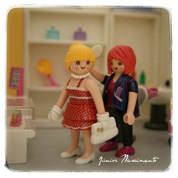 Fashion #Playmobil #MundoEstranho