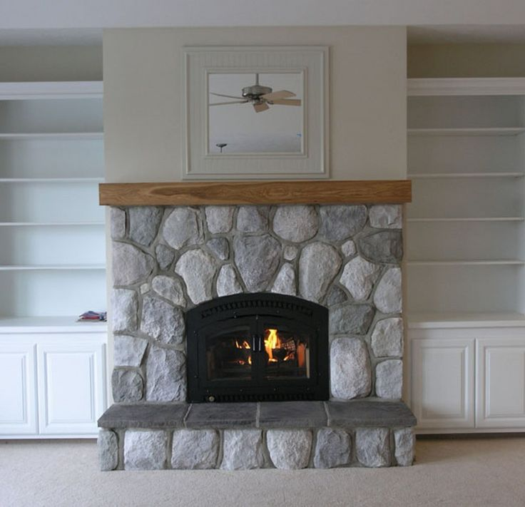 17 best images about fieldstone fireplace mantle on for Fieldstone fireplace