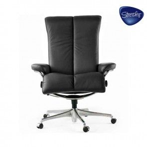 Stressless Blues Office Chair