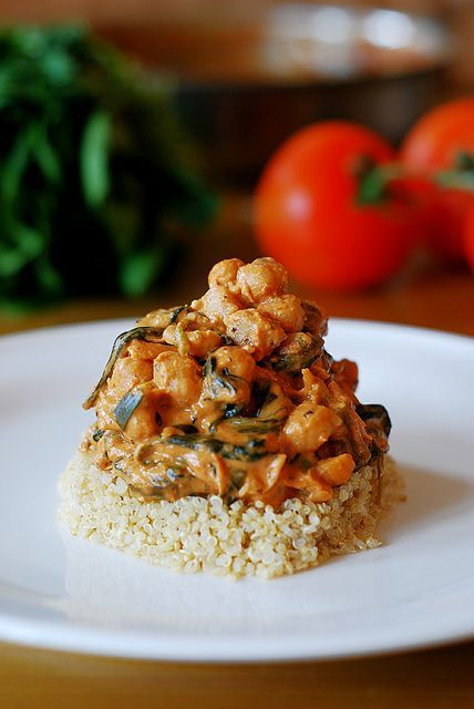 ... on Pinterest | Quinoa chili, Grilled corn salad and Stuffed avocado