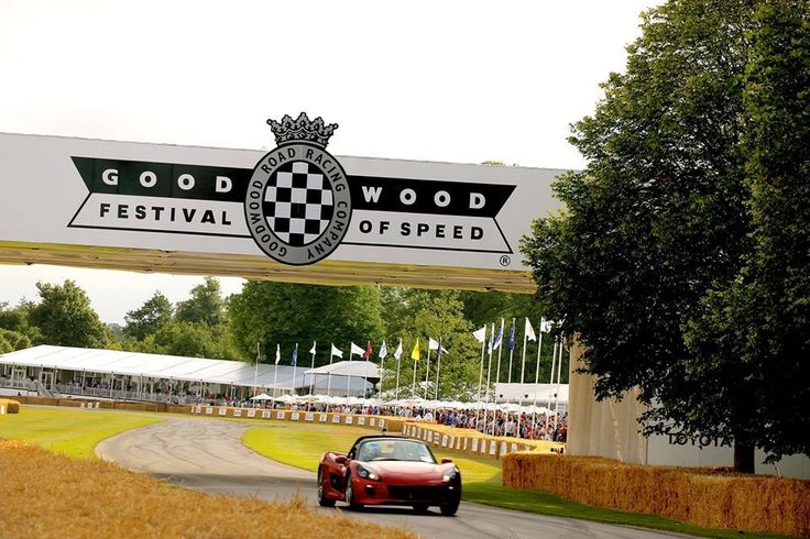 ZZ at Good Wood Festival ofSpeed