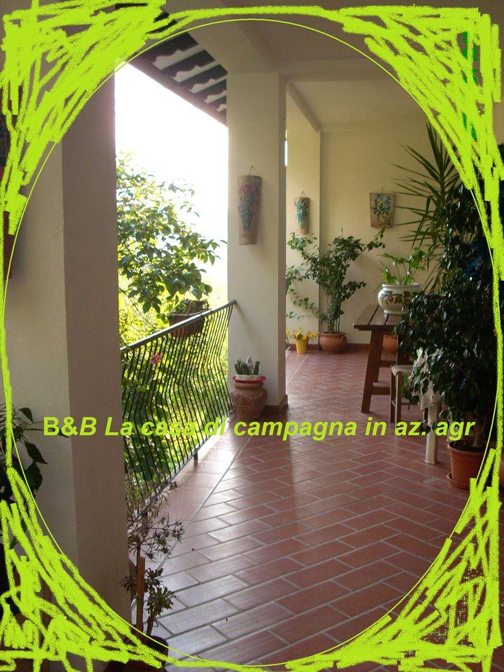 B&B La casa di campagna in az. agr in Todi, Umbria