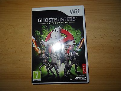Ghostbusters: The Video Game Wii new  un sealed