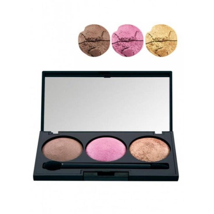 Nee Make-up Trousse All-over illuminante, Blush e ombretto in una sola trousse, perfetto come idea regalo ;)