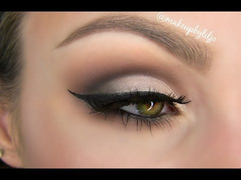 Bold Night time Eyeshadow Look ! (Urban Decay Naked2 Palette) - YouTube