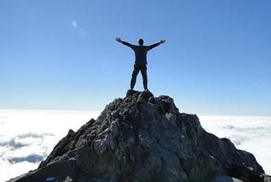 King of the World...