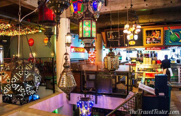 A Rotterdam Restaurant Experience [#brortm]