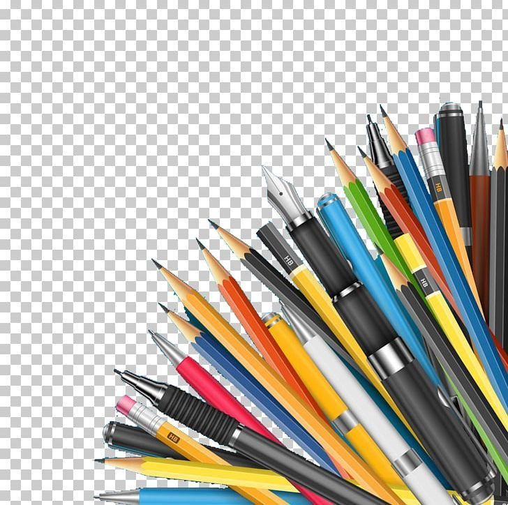 Paper Colored Pencil Stationery Png Ballpoint Pen Blackboard Colored Pencil Crayons Drawing Pencil Stationery Colored Pencils Pencil
