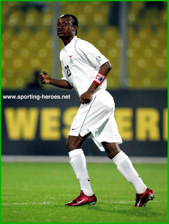 William Njovu - Zambia - African Cup of Nations 2008