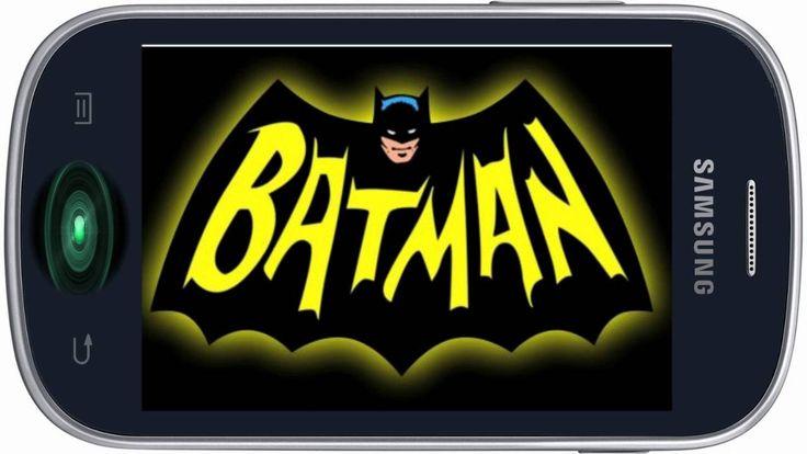 Fajny dzwonek na telefon komórkowy - Batman Theme
