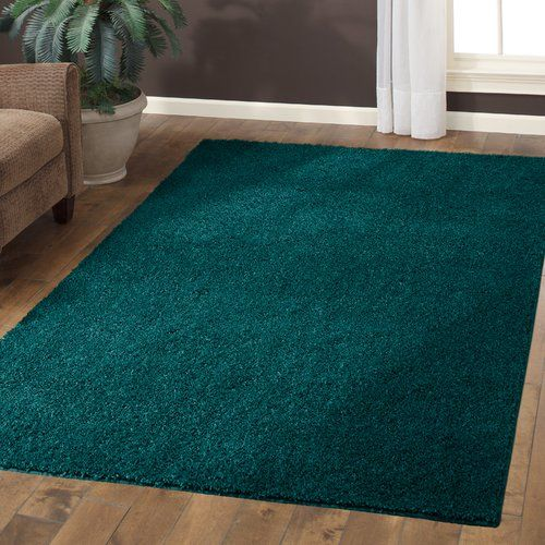 Claire Teal Quartz Area Rug