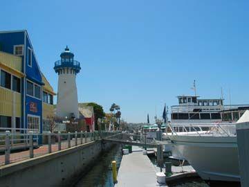 Tourist Attractions in Marina del Rey  [Photo Credit: LAtourist.com]