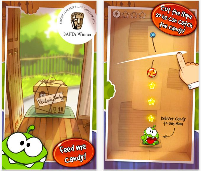 Learn how to create an app, by looking the secrets behind the success of the game Cut the Rope. #howtocreateanapp #cuttherope