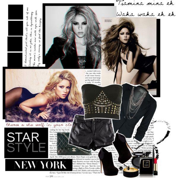 She Wolf: Shakira <3
