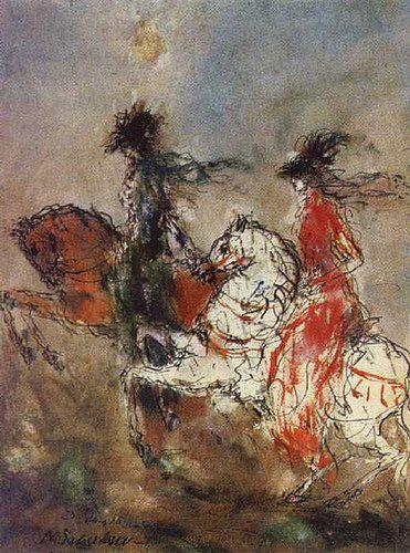 Михаил Ксенофонтович Соколов (6 (19) сентября 1885, Ярославль — 29 сентября 1947, Москва) — русский художник, живописец и график.