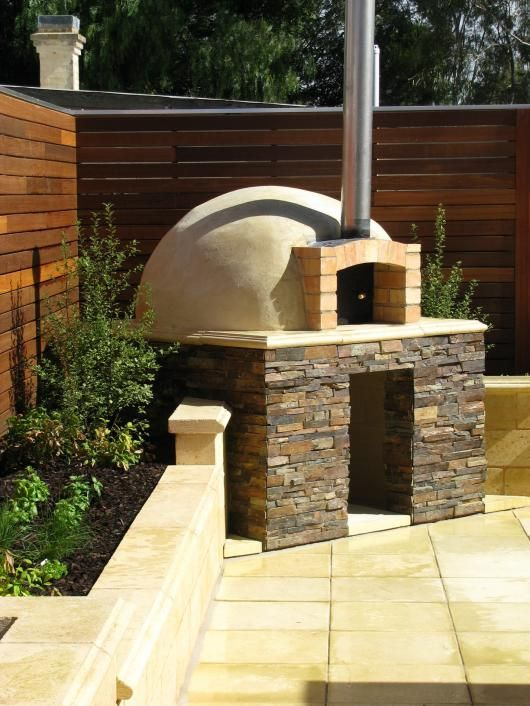 dream pizza oven!