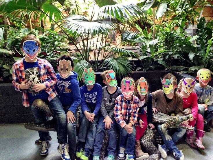 reptielen kinderfeestje reptielenhuis breda feestje