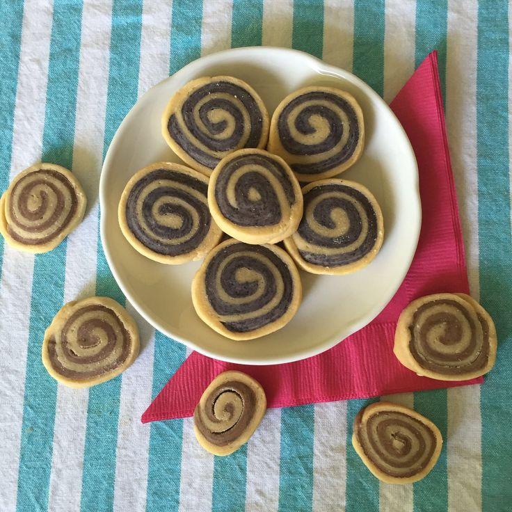Galletitas en espiral