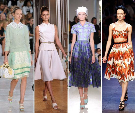 romantic full skirt: Full Skirts, Fashion Contagion, Style, Circle Skirts, Fashion Inspiration, Fashion Forever, Skirt Envy, Romantic Full, Fully Skirted