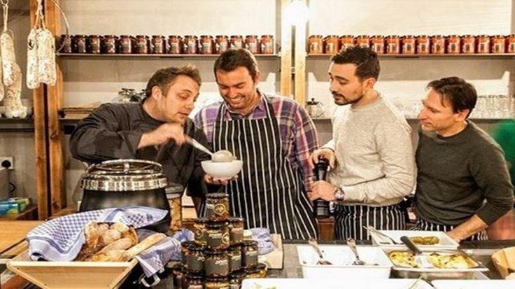 Δημιουργία - Επικοινωνία: Τα 5 ελληνικά εστιατόρια που κάνουν θραύση στο Λον...