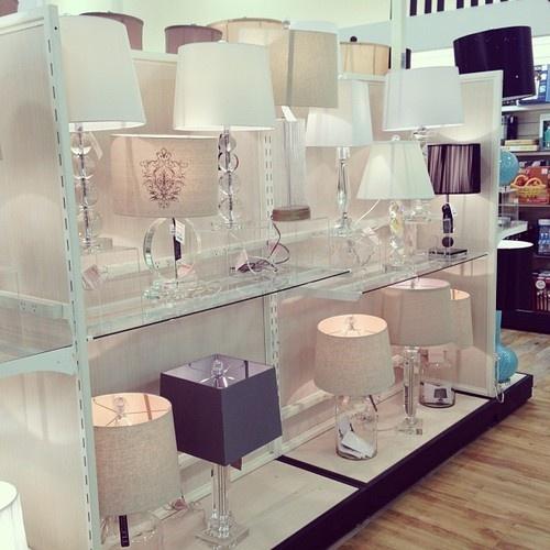 Home Goods Lighting: A Bevy Of Lamp Beauties @homegoods #homegoods