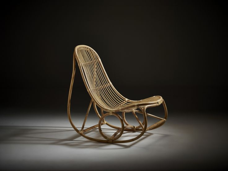 Nanny rocking chair by Nanna Ditzel