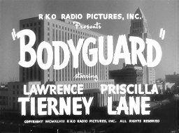 Amazon.com: The Bodyguard: Lawrence Tierney, Priscilla Lane, Richard O. Fleischer, Robert Altman: Movies & TV