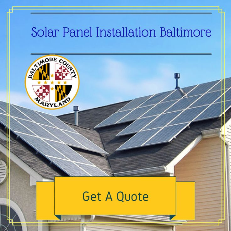 Get solar panel installation in Baltimore? SolarEnergyXpert offers reliable and affordable solar installation across USA.