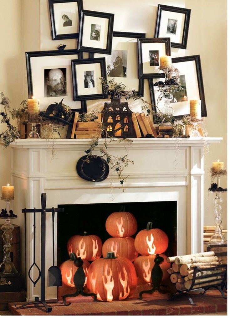 25 classy halloween decorations inspiration - Halloween Decoration Themes