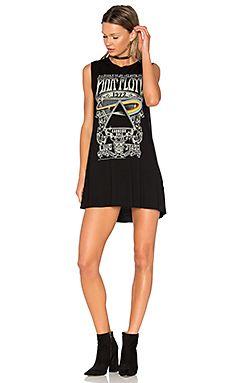 Deanna Pink Floyd Concert Dress