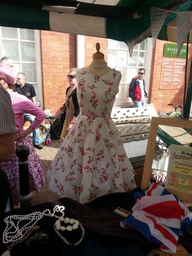 Johhny rocks stall ve vintage festival