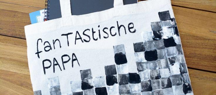 Vaderdag: fanTAStisch stoere tas!