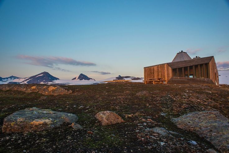 Rabot Tourist Cabin - Picture gallery