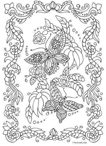4330 best Zentangles ~ Adult Colouring images on Pinterest