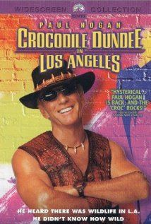 Crocodile Dundee in Los Angeles (2001) Poster