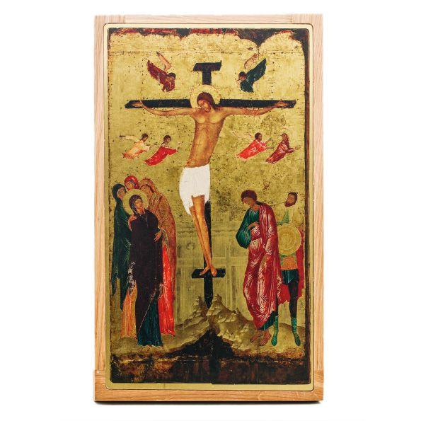 Ukrzyzowanie-Chrystusa-ikona.jpg (595×595)