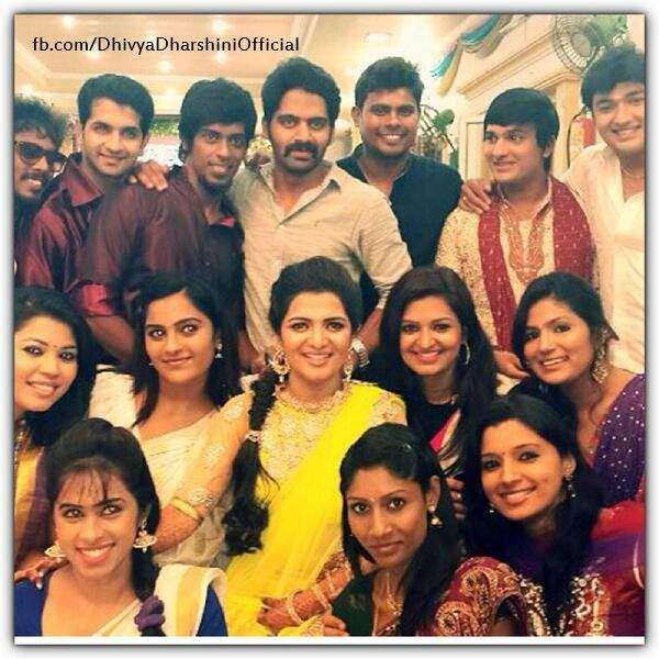 Jodi Team at Divyadarshini Marriage Reception | Veethi