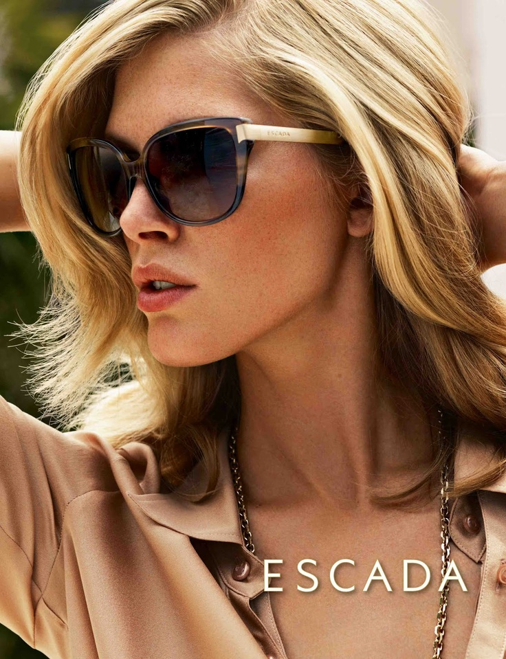 Glasses Frames Escada Eyewear : 17 Best images about Sunglasses women on Pinterest Marc ...