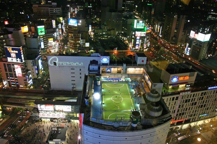 Estadio Adidas, Tokio (Japón)