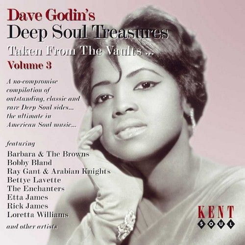 Various - Dave Godin's Deep Soul Treasures (Taken From The Vaults...) Volume 1