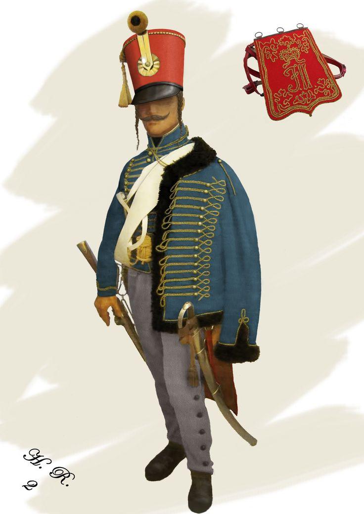 2th Hussars Field - Arch. Joseph