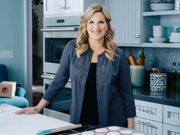 TRISHA YEARWOOD - Grape Salad.........Filed under Fruit and Dessert