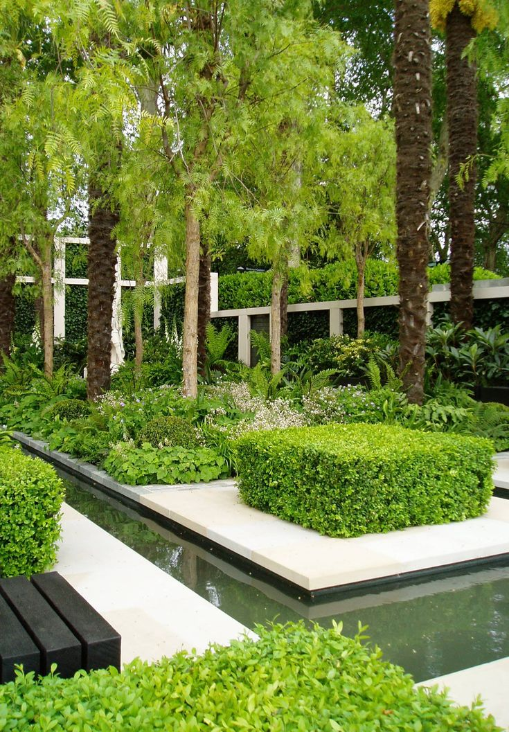 Gdzieś w egzotycznym kraju. Tak się robi nowoczesne ogrody  fot.: thearchitecturalworkshop.wordpress.com