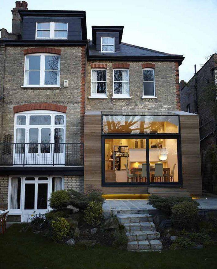 Les 17 meilleures images propos de extension maison sur for Construire une maison en pierre