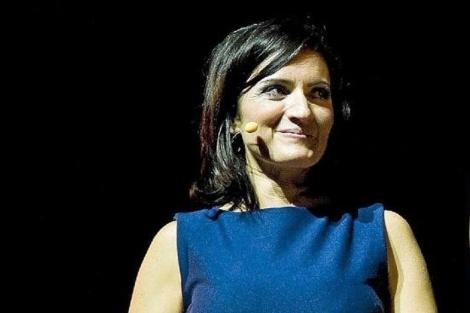 Silvia Abril    La actriz y humorista catalana Silvia Abril.