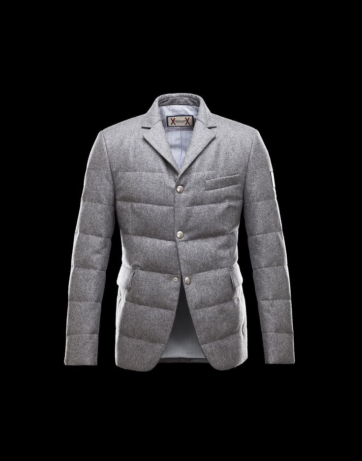 Overcoat Men - Outerwear Men on Moncler Online Store