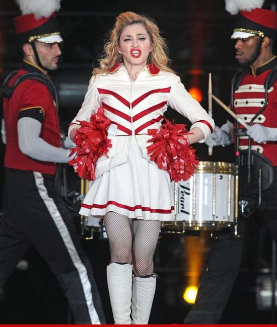 Terrorist Threat Targets Madonna Concert in Russia -- Americans Warned