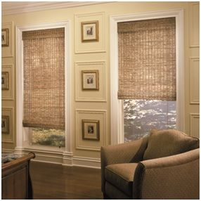 Woven Wood Shades Vs Roman Shades Which Is Best For You