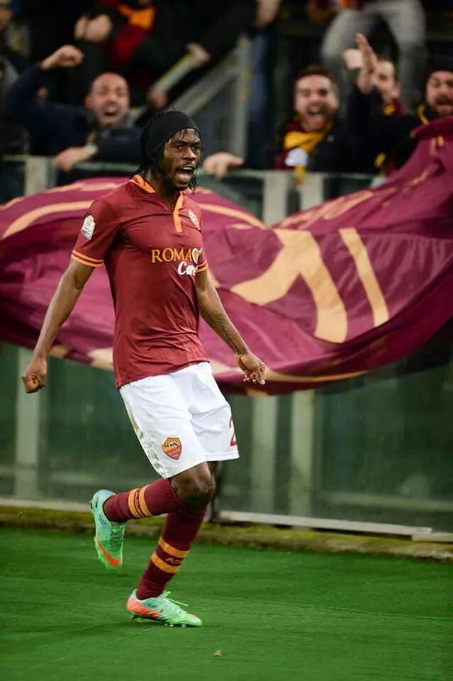 Gervinho AS Roma