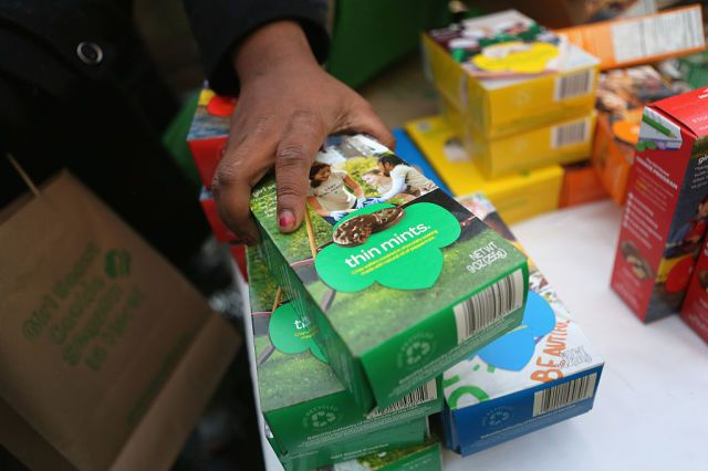 Catholic Church Officials Are Warning People Not to Buy Girl Scout Cookies